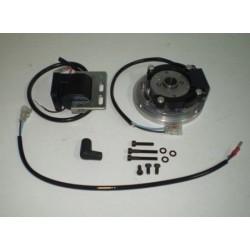 Volante electronico analogico rotor interior montesa Ref 1026