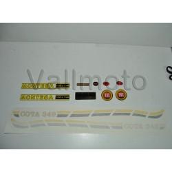 Anagrama Cota 349 Primera serie KIt Ref 1082