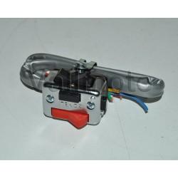 Llave luces cota 348 cromada con instalacion Ref 517006