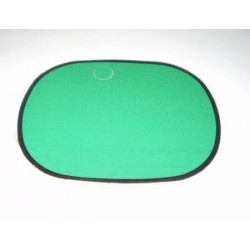 Anagrama portanumeros verde Ref 1037