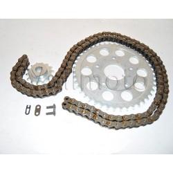 Kit arrastre Montesa Impala 14-44 standar 1 ref.45000161