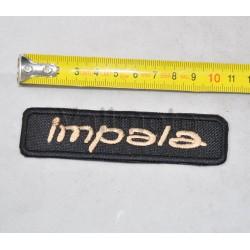 Bordado Impala peq ref.128708