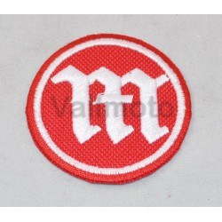 Parche Bordado Logo Montesa Thermoadhesivo
