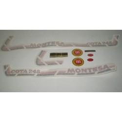 Anagrama Cota 248 Kit Ref 1126