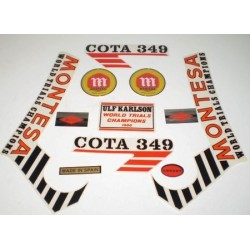 Anagrama Cota 349 Blanca Kit Ref 1068