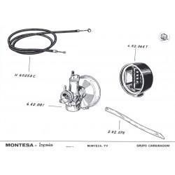 Manual despiece impala 08