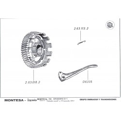 Manual despiece impala 07