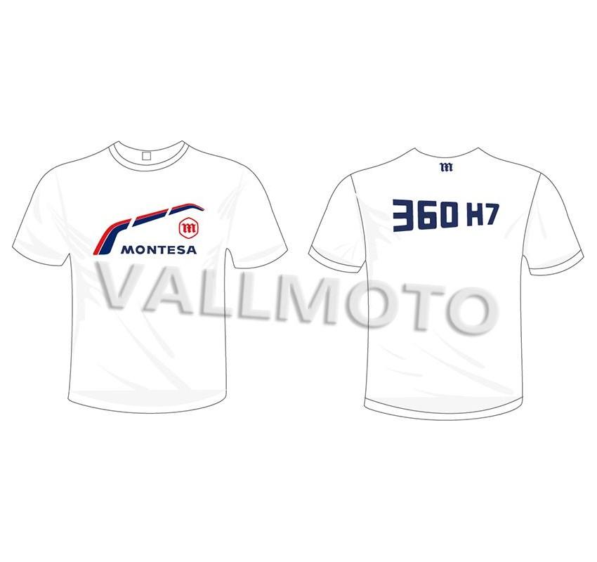 Camiseta Enduro 360 H7