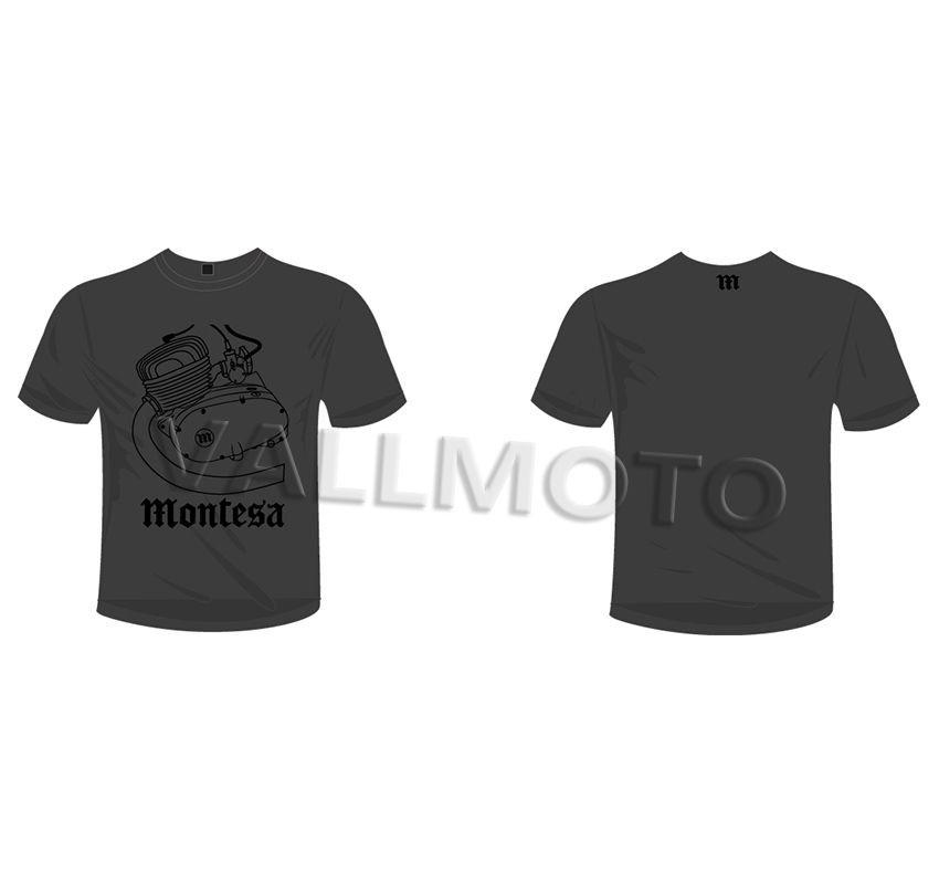 Camiseta Motor Impala Comando