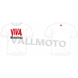 Camiseta Viva Montesa Delantero