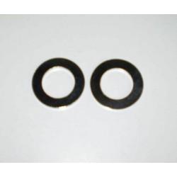 Arandelas Horquilla Brio 23 mm cromadas Ref 35023