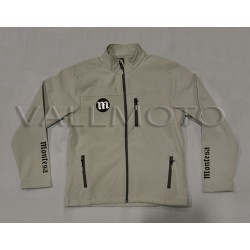 Softshell blanca Montesa ref.R050100102XL