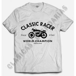 Camiseta Montesa Wolrd Champion Blanca R010750160