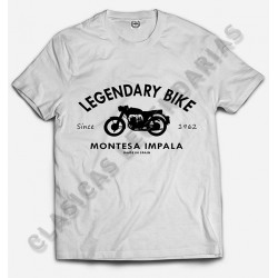 Camiseta Montesa LEGENDARY IMPALA R010950160