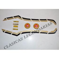 Anagrama Cota 25 A Kit Ref 1069
