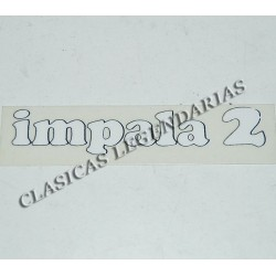 Anagrama impala dos 175 Ref 1131