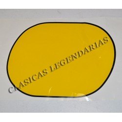 Anagrama lateral derecho enduro 360 H7 ref.672045403