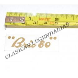 Anagrama Brio 80 Ref- 1193