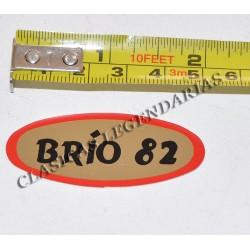 Anagrama Brio 82 Ref 1194