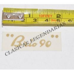 Anagrama montesa Brio 90 Ref 1195