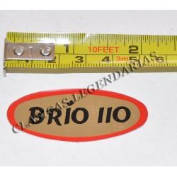 Anagrama Brio 110 Ref- 1198