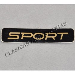 Anagrama Montesa Impala Sport 175 original Ref 3200611