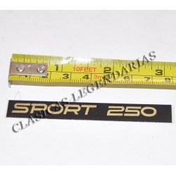 Anagrama Impala Sport 250 Ref 1229