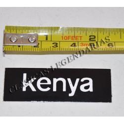 Anagrama Kenya Caja Herramientas Ref 1228