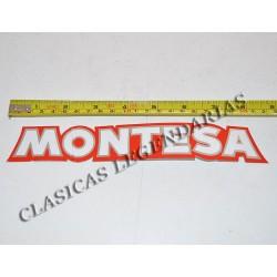 Anagrama montesa relieve Ref 1044