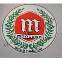Anagrama Placa Conmemorativa De 30cm Ref 1107