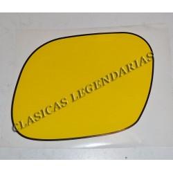 Anagrama portanumeros derecho enduro 75-125 H6 ref.6220454