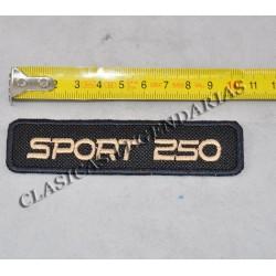 Bordado Sport 250 ref.128711