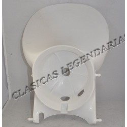 Careta Faro enduro 75 - 125 - 360 H6 y 360 H7 ref.62801161