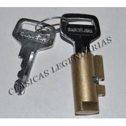 Cerradura bloqueo direccion 30mm Ref 2086