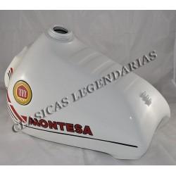 Deposito Montesa Enduro 75-125 H6 año 1981 Pintado ref.6220446021