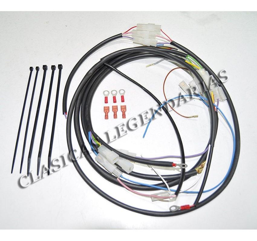 Instalacion electrica Enduro 74-125 ref. 2670034