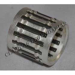 Jaula agujas piston Enduro 250-360 bulon de 18 ref.6660011