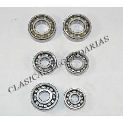 kit rodamientos motor Cota 309 - 310 ref.396205