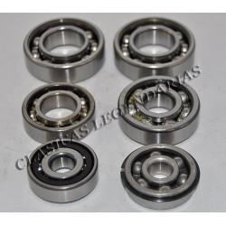 Kit Rodamientos motor Enduro-cappra-crono ref.099620505