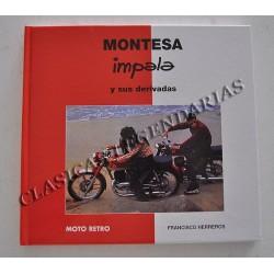 Libro historia Montesa Impala  ref.101