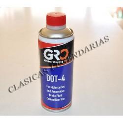 Liquido de Frenos - Embrague Dot 4 Gro ref.1298