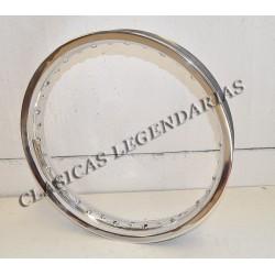 Llanta aluminio 2.15x18 enduro y cappra ref.665012301