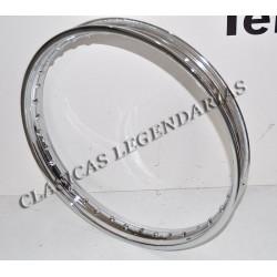 Llanta hierro 1.60x18 Ref 650003