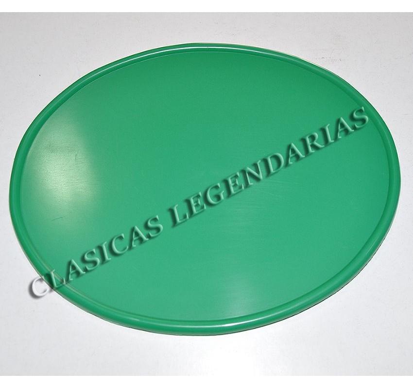 Placa porta numeros Enduro y Cappra verde ref. 2620339
