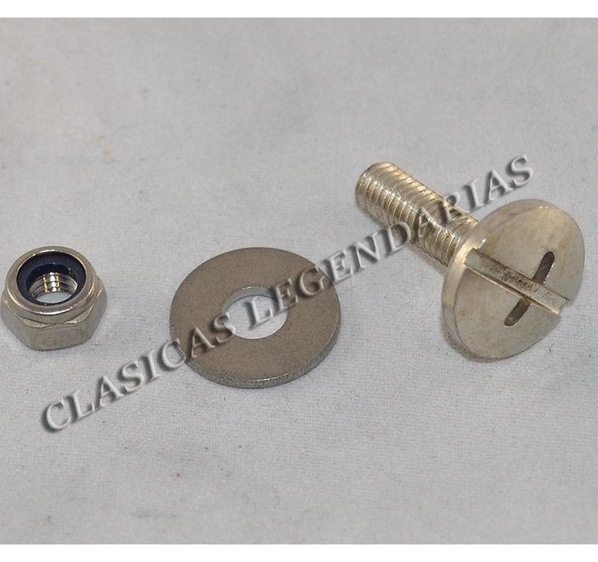 Tornillo soporte deposito cota en acero inoxidable Ref 236512501