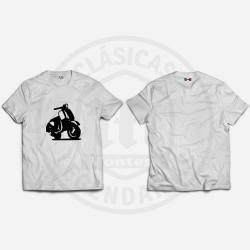 Camiseta Moto Vespa