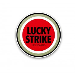 Anagrama logotipo LUCKY STRIKE. Ref. AML-01004