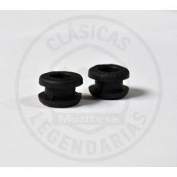 Pasacables tija superior Montesa Brío 80-81-82-90-91-110. Ref. 3013