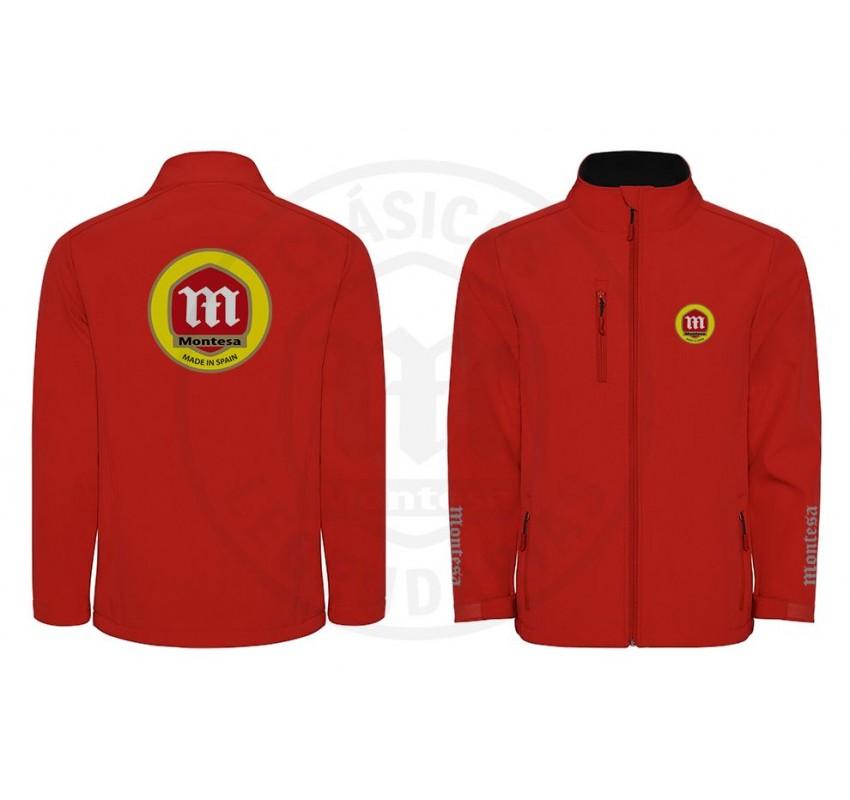 Softshell logo Montesa  ref.R050116001