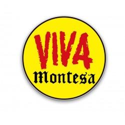 Anagrama logotipo VIVA MONTESA. Ref. AML-01005